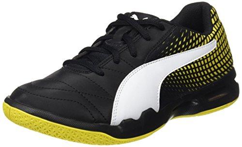 Puma Veloz Ng, Scape Par Sport Intérieur Unisexe - Adulto Nero (puma Black-puma Blanc-flamboyant Jaune)