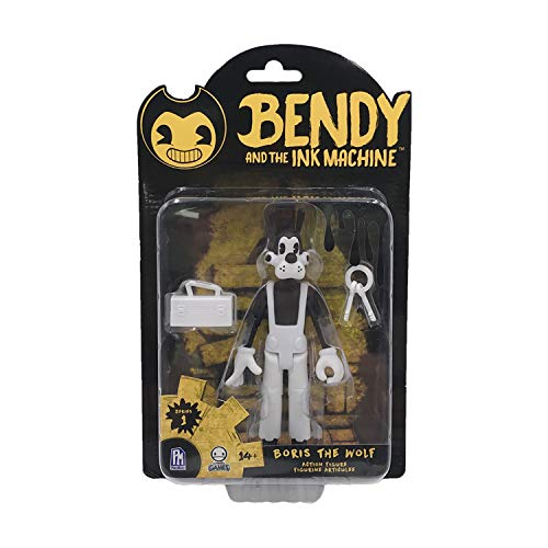 Bendy and The Ink Machine Action Figure (Boris)