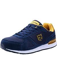 promo code 4c036 e9cf8 LARNMERN Chaussures de Sécurité pour Homme,LM-1623 Embout Acier Respirant  Chaussures ...