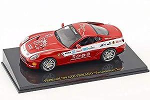 Promocar-Coche en Miniatura de colección, 47159, Rojo/Blanco