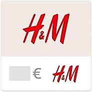 H&M Geschenkkarte - für Deutschland - per E-