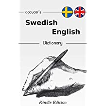 Dacucar's Swedish-English Dictionary (Swedish Edition)