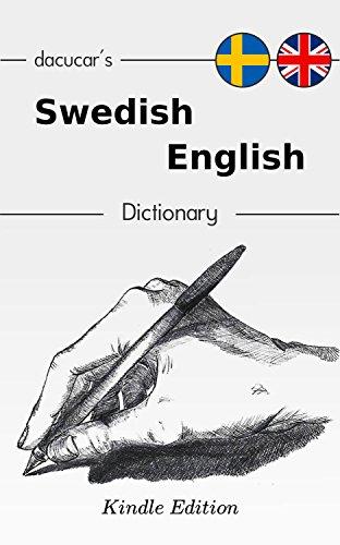 Dacucar's Swedish-English Dictionary (Swedish Edition) por Darío Cutillas Carrillo
