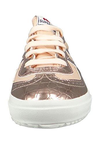 Superga 2832 Metcrow Sneaker Damen Bronze
