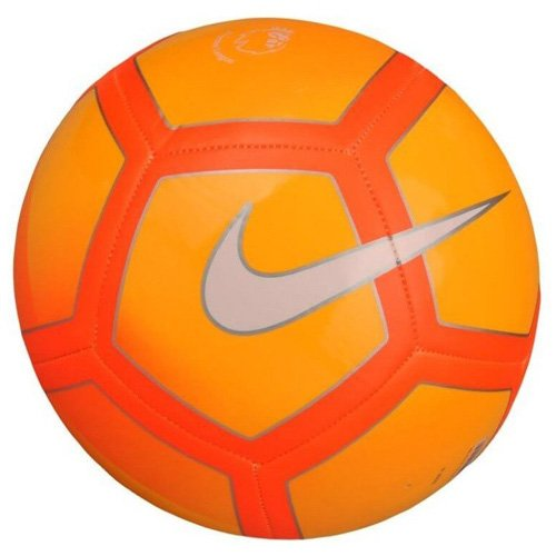 Nike Premier League Pitch Fußball, Atomic Mango/Total Orange/Red/White, 5 (Nike Total Orange)