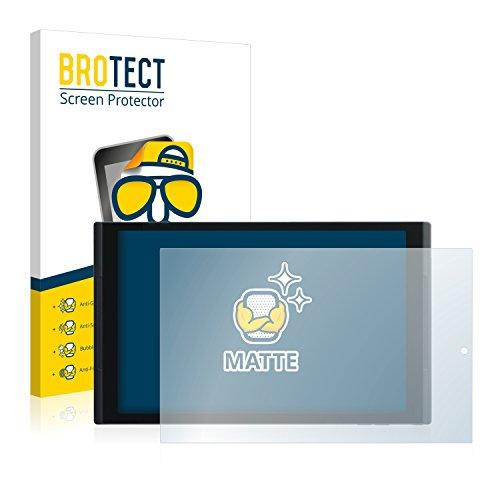 BROTECT Schutzfolie Matt kompatibel mit Medion Lifetab X10302 (MD 60347) [2er Pack] - Anti-Reflex