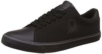 United Colors of Benetton Men's Black (903) Sneakers - 6.5 UK/India (40 EU)