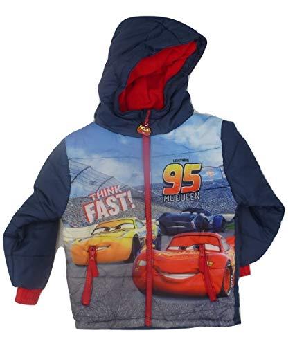 Disney Cars Niños Abajo Chaqueta