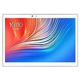 Tablet Android de 10'' TECLAST T20 Tablet pc 4G LTE (4GB RAM, 64GB ROM, 2.6GHz MT6797 X27 10-Núcleos, 2560*1600 IPS, 8100mAh, Type-c y...