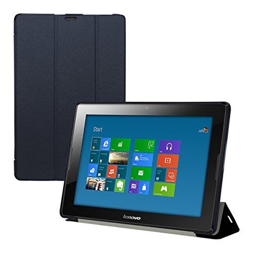 kwmobile Lenovo IdeaTab A10-70 (A7600) Hülle - Smart Cover Tablet Case Schutzhülle für Lenovo IdeaTab A10-70 (A7600)