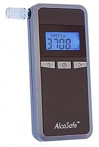AlcoSafe S4 alcootest mesure précise