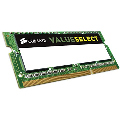 Corsair CMSO4GX3M1C1600C11 Value Select 4GB (1x4GB) DDR3 1600Mhz CL11