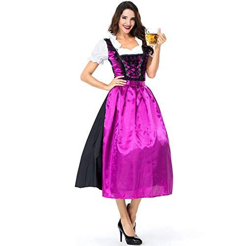 Kostüm Bier Girl Sexy - ASDF Cosplay Bier Mädchen Cosplay Kostüm Halloween Sexy Bier Mädchen