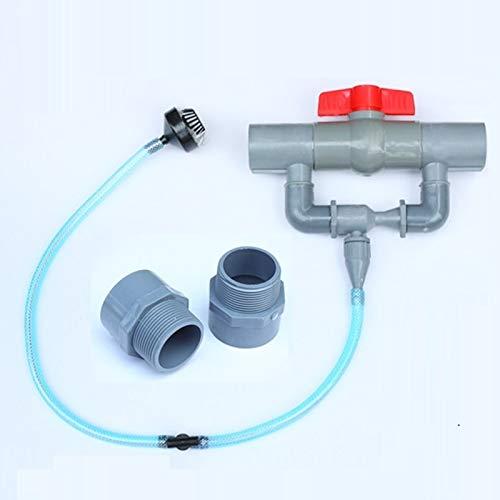 Bureze - sistema di fertilizzazione venturi, 32 mm, kit per irrigazione a goccia, fertilizzante per orchidee e kit di integrazione dell'acqua