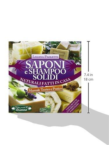 Zoom IMG-2 saponi e shampoo solidi naturali