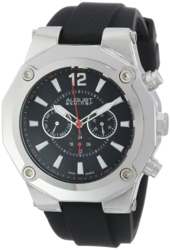 August Steiner AS8080SS - Reloj para hombres