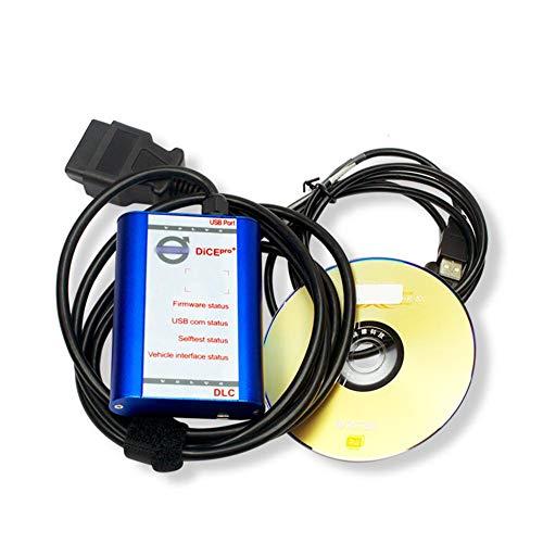 osegerät Diagnose Scanner Full Chip Für Volvo VIDA DICE PRO + 2014D Fimware Update & Selbsttest Für Volvo Scanner ()