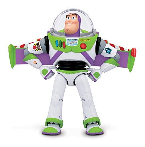 MTW Toys - 64070 - Toy Story - Figurine Parlante Buzz - Français