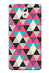 Accedere Printed Back Cover For Lenovo VIBE P1m