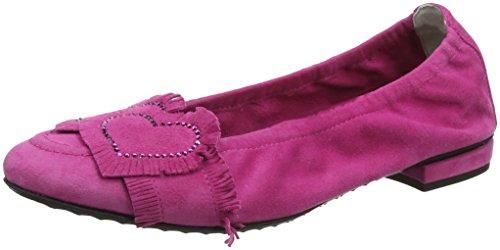 Kennel und Schmenger Damen Malu Geschlossene Ballerinas, Pink (Pink), 42 EU (8 UK)