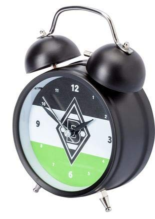 Borussia Mönchengladbach Wecker/Sound Wecker ** Doppelglockenwecker **