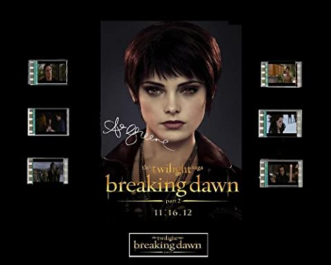 Twilight Breaking Dawn Part 2 Film Cell Presentation : Alice by Everything But That