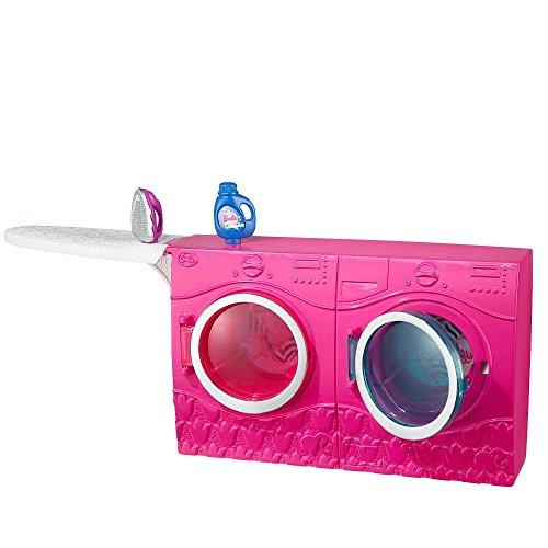 Barbie - Mobili Arredamenti - Lavatrice & Asciugatrice con Accessori