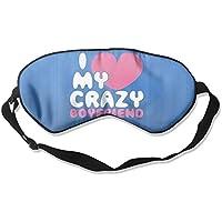 I Love My Crazy Girlfriend 99% Eyeshade Blinders Sleeping Eye Patch Eye Mask Blindfold For Travel Insomnia Meditation preisvergleich bei billige-tabletten.eu