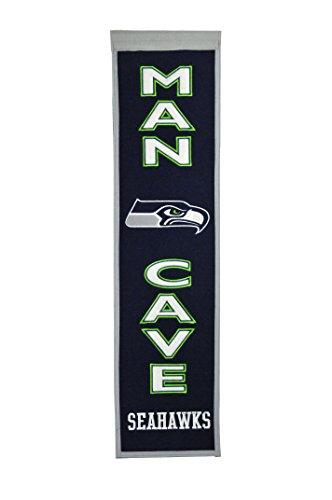 eattle Seahawks Man Cave Banner ()