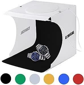 Tragbare Fotostudio Box Für Schmuck Und Kleine Kamera