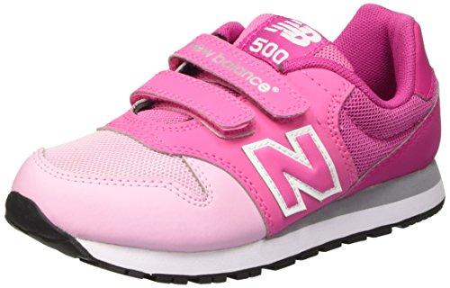 New Balance, Sneaker bambine Rosa Pink/Rose Rosa (Pink)