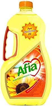Afia Pure Sunflower Oil, 2.9 Litre