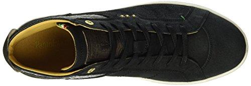Pantofola dOro Canaverse Uomo Mid, Basses Homme Schwarz (.25Y)