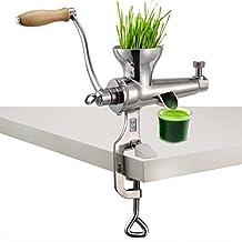 Juicer manuel Wheatgrass, bricolage Superb Extraction de jus de maison pour Soft Fruit Légume robuste