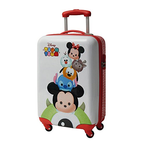 Trolley Abs 55cm.4r.Tsum Tsum Stack