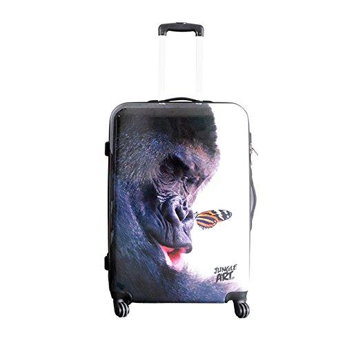 Valise à roulettes Gorille 28 pouces