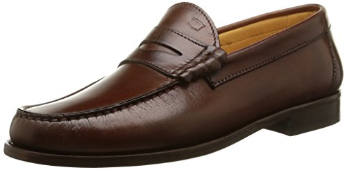 Florsheim - Berkley 2, Mocassino da uomo, marrone (brown calf), 41