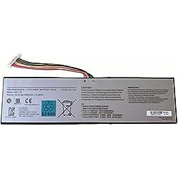 7XINbox 14.8V 73.26Wh GX-17S Remplacement Batterie pour GIGABYTE AORUS X3 X 5 X5S X7 V2 V3 V4 V5 V6