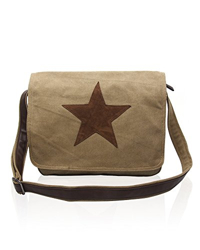 FoxLady - Borsa a tracolla donna Taupe