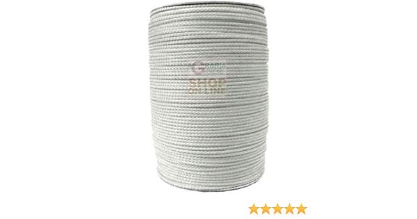 500 mt laccio corda cordoncino fune filo in nylon per tende veneziane Ø 3 mm