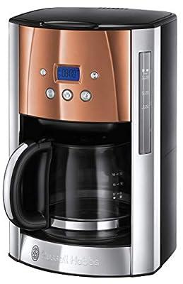 Russell Hobbs Luna Coffee Maker, 1000 W, 1.8 liters