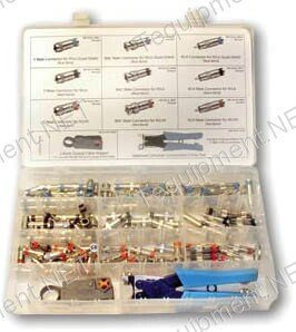 Platinum Tools 90126 Seal Smart Field Installation Kit, Gold, 1-Pack by Platinum Tools -
