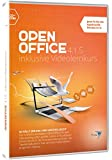 OpenOffice 4.1.5 plus Videolernkurs|-|-|-|PC, Laptop|Disc|Disc