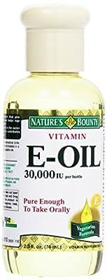 Nature's Bounty - Vitamin E Oil 100 IU - 2.5 oz. by Nature's Bounty