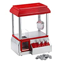 CH Handel Candy Grabber with Automatic Silver Game