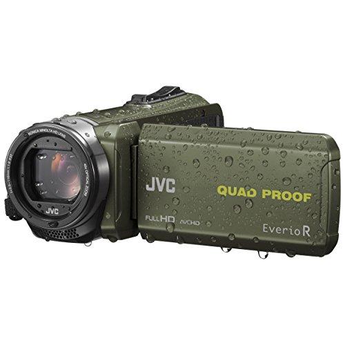 JVC GZ-R435GEU (Flash-Speicher/Speicherkarte,1080 Pixels)