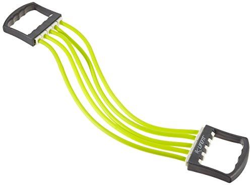 lifefit-expander-bande-elastiche-di-resistenza-unisex-adulto-verde-chiaro-75-cm