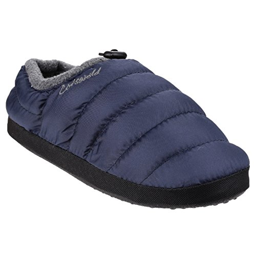 Cotswold Camping Kinder Slippers Marineblau