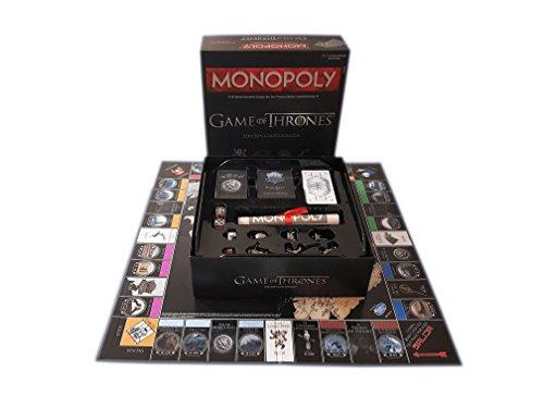Juego Monopoly Juego de Tronos Edicion coleccionista