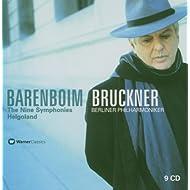 Bruckner : Symphonies Nos 1 - 9